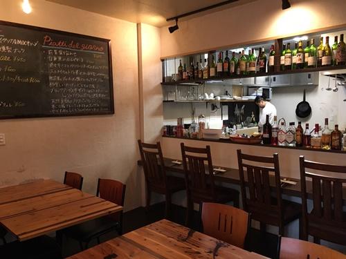 イタリアンレストランVivi_店内