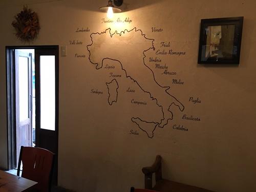 イタリアンレストランVivi_店内3